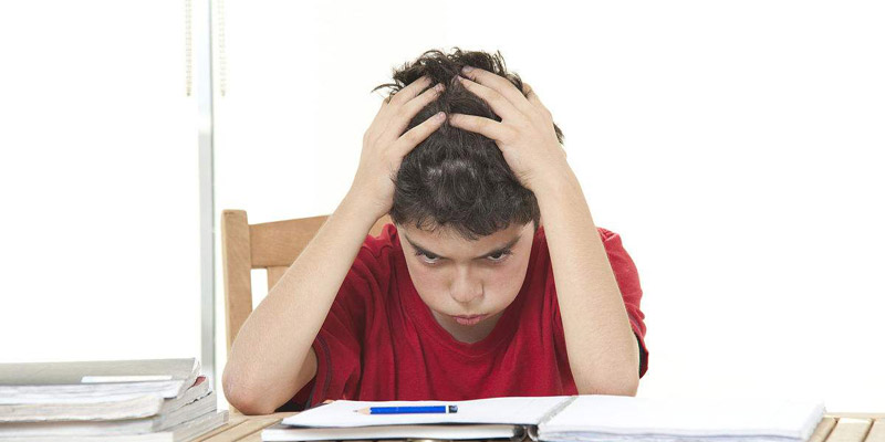 学习障碍儿童