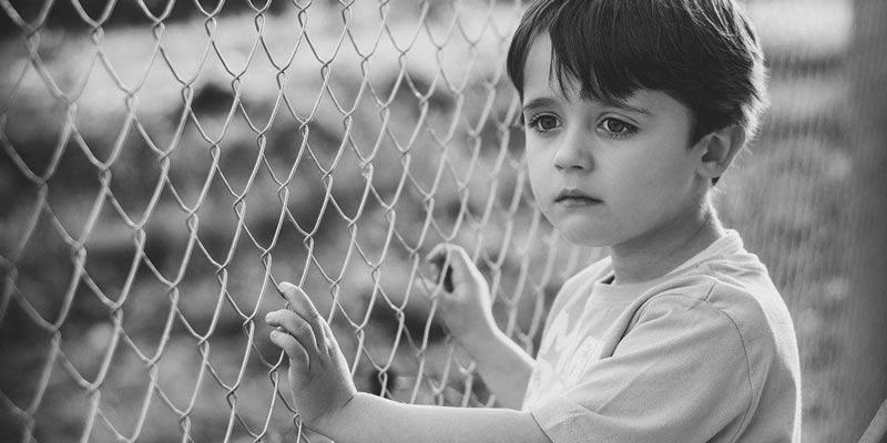 广泛性发育障碍谱系障碍患儿