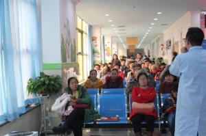 徐磊博士受邀为西安中童儿童康复医院进行技术指导