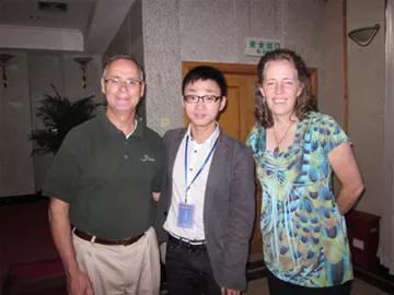 徐磊与美国感统及音乐诊疗医师交流学习