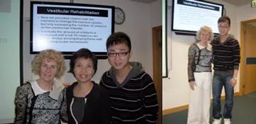 徐磊参加最新感觉统合发展研讨会