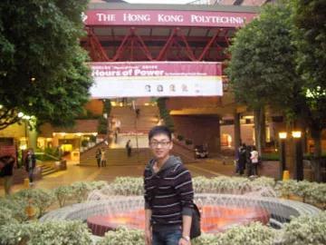 在香港理工大学接受MPT(物理治疗(康复)硕士)专业学习