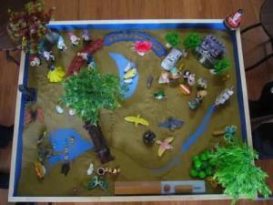 沙盘游戏治疗多动症有效吗
