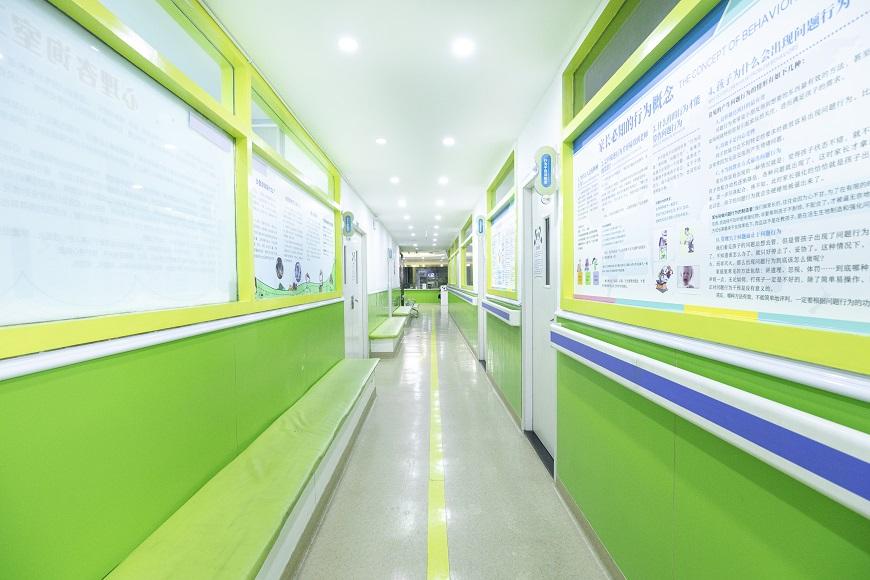 训练室走廊